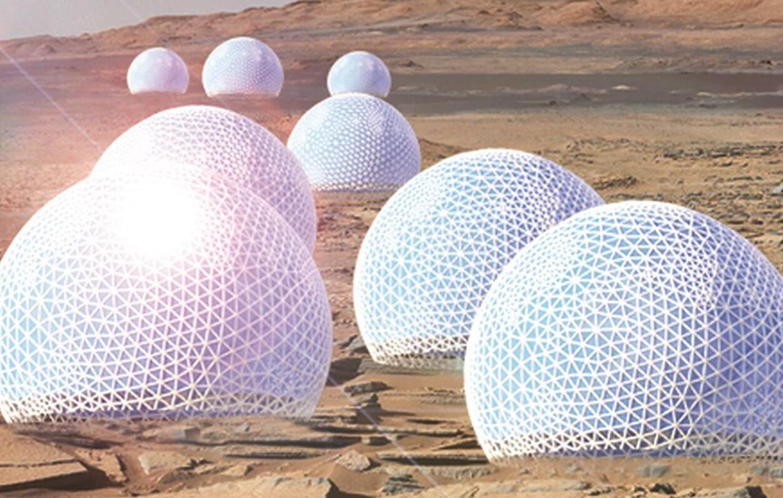 Concurso vai premiar melhor projeto de cidade marciana com US$ 10 mil