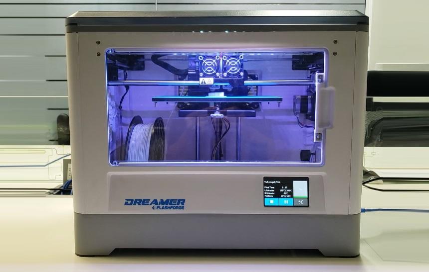 Válvula impressa em 3D salva vida de pacientes na Itália