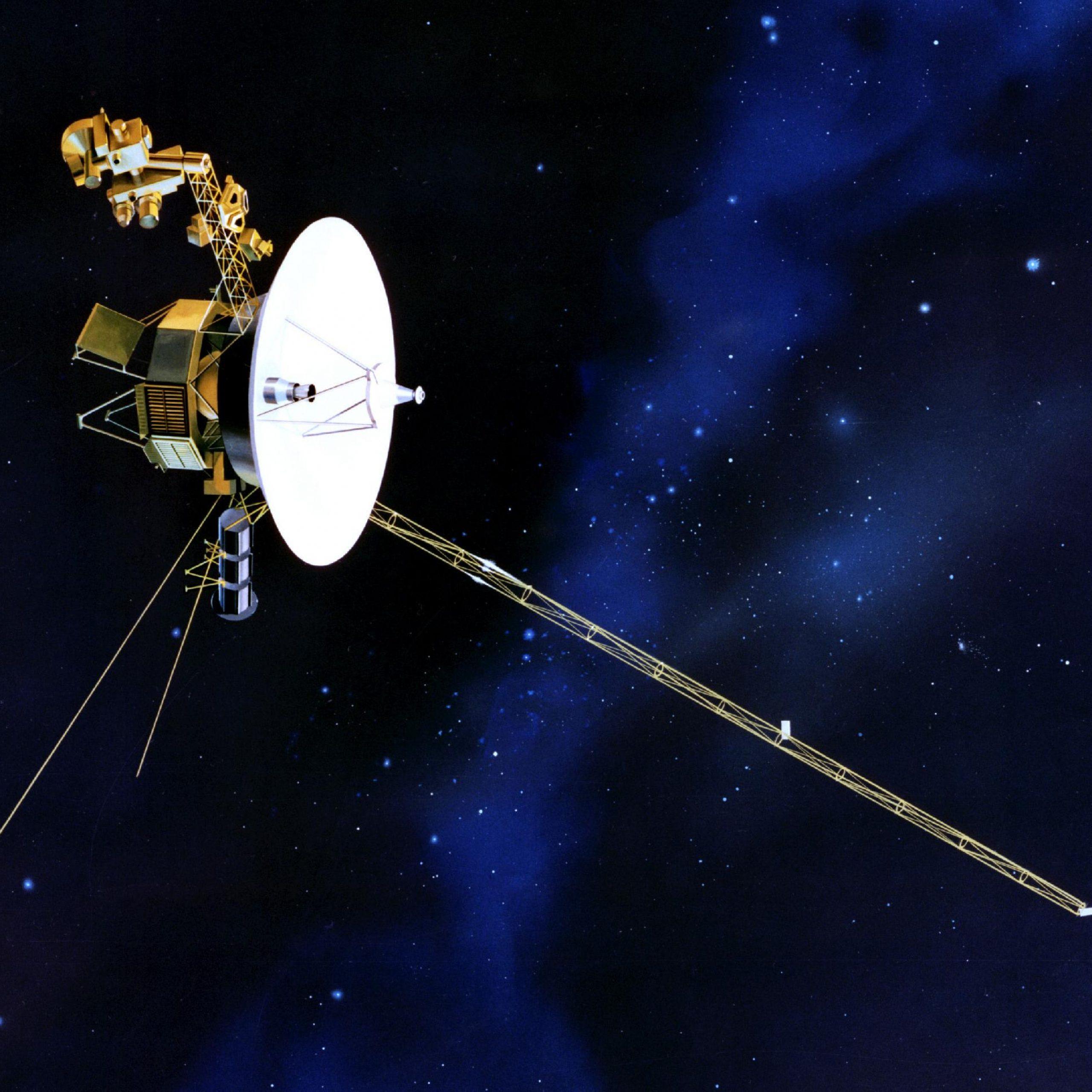 Voyager 2 está prestes a perder contato com a Terra