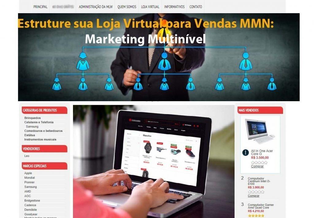 , Criação de Loja Virtual Profissional