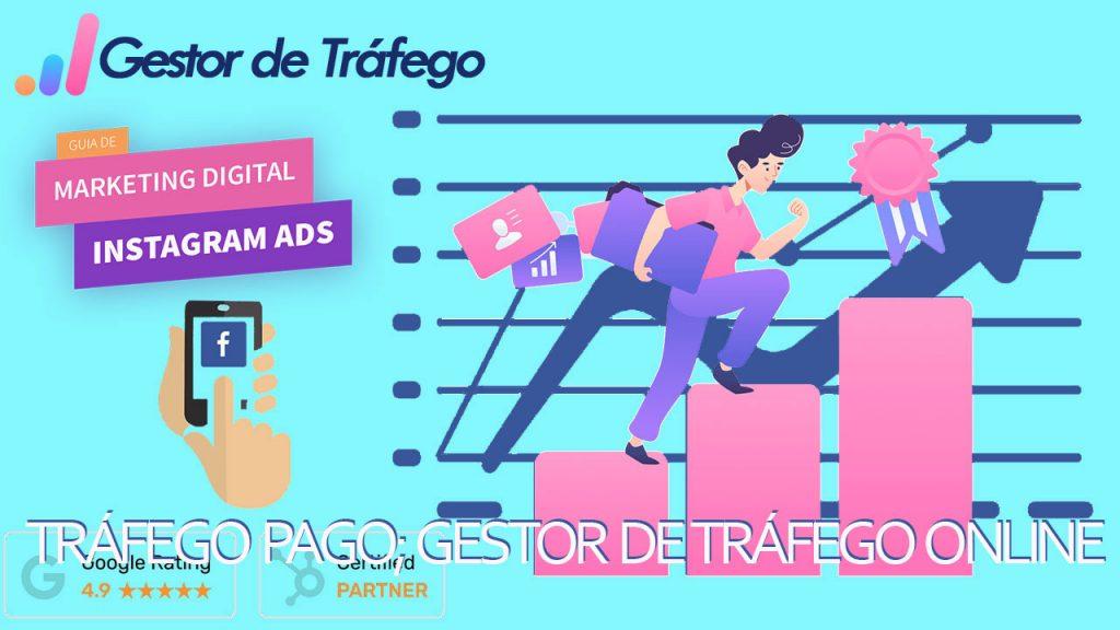 Tráfego Pago; Gestor de Tráfego Online, Tráfego Pago; Gestor de Tráfego Online